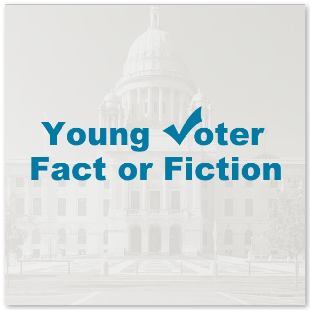 Challenge assumptions about youth voting