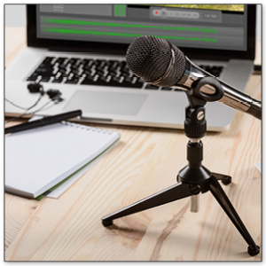 Create a how-to guide for making podcasts